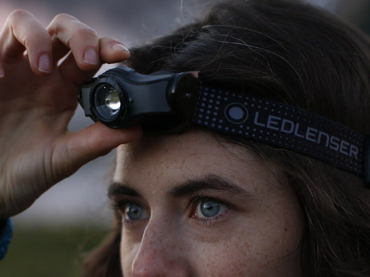 Ledlenser MH5 compact headlamp delivers up to 400 lumens and detaches for handheld use
