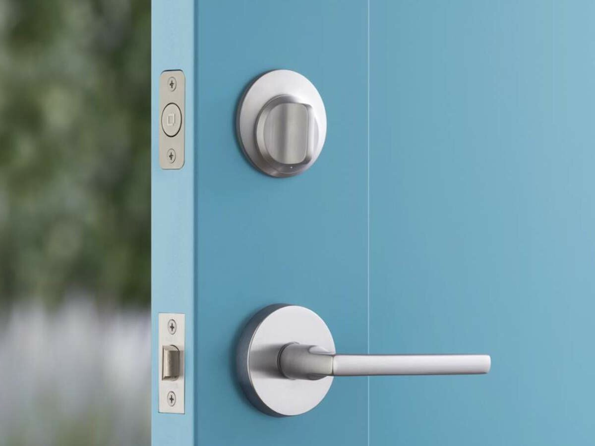 Level Lock invisible smart lock transforms your standard door lock into a smart one