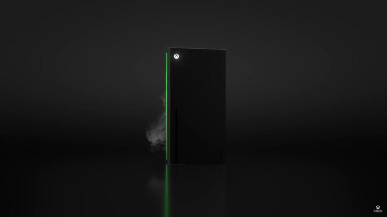 Microsoft Xbox Mini Fridge uses Velocity Cooling Architecture & has an Xbox-Series-X shape