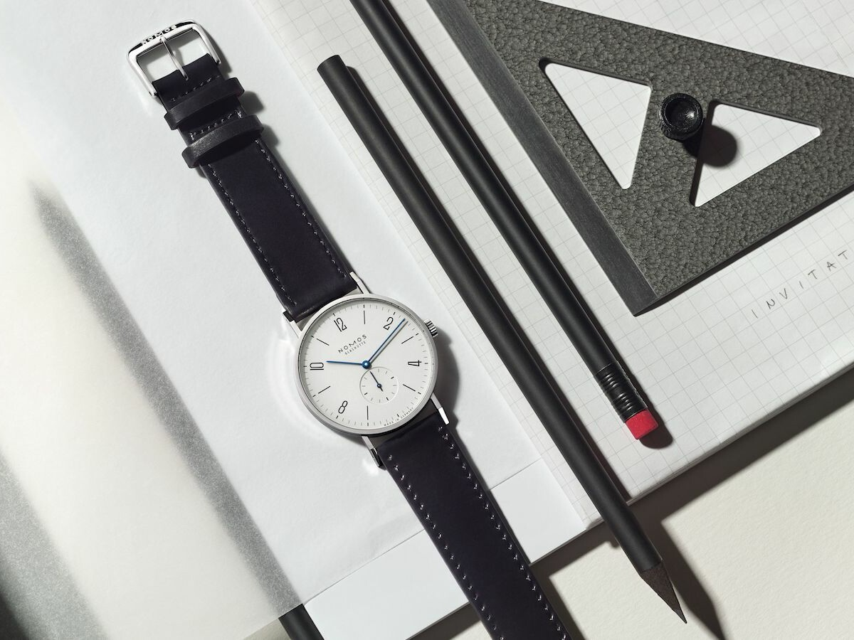 NOMOS Modern Watch collection includes 13 beautiful, precise models with 11 calibers