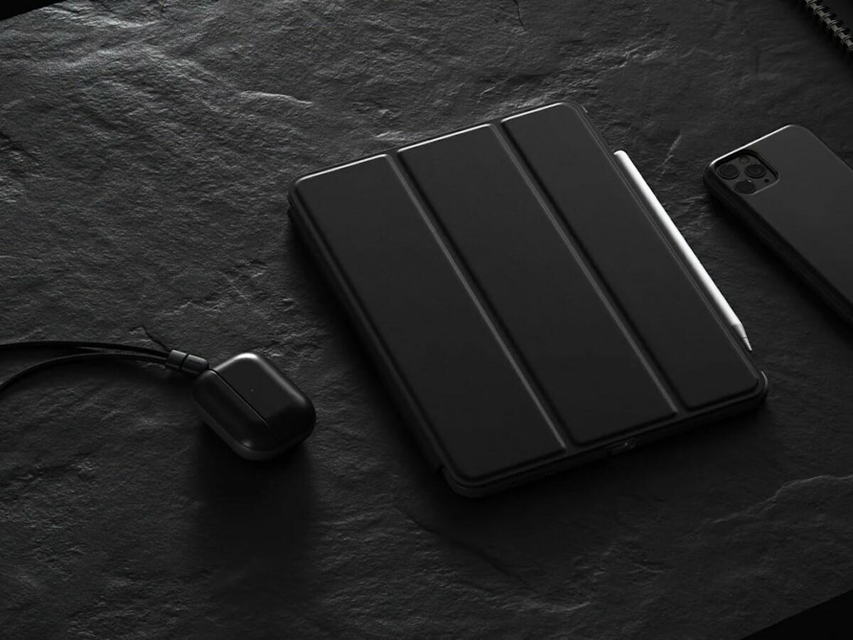 Nomad Rugged Folio for iPad works with iPad Pro's smart wake and sleep functionality