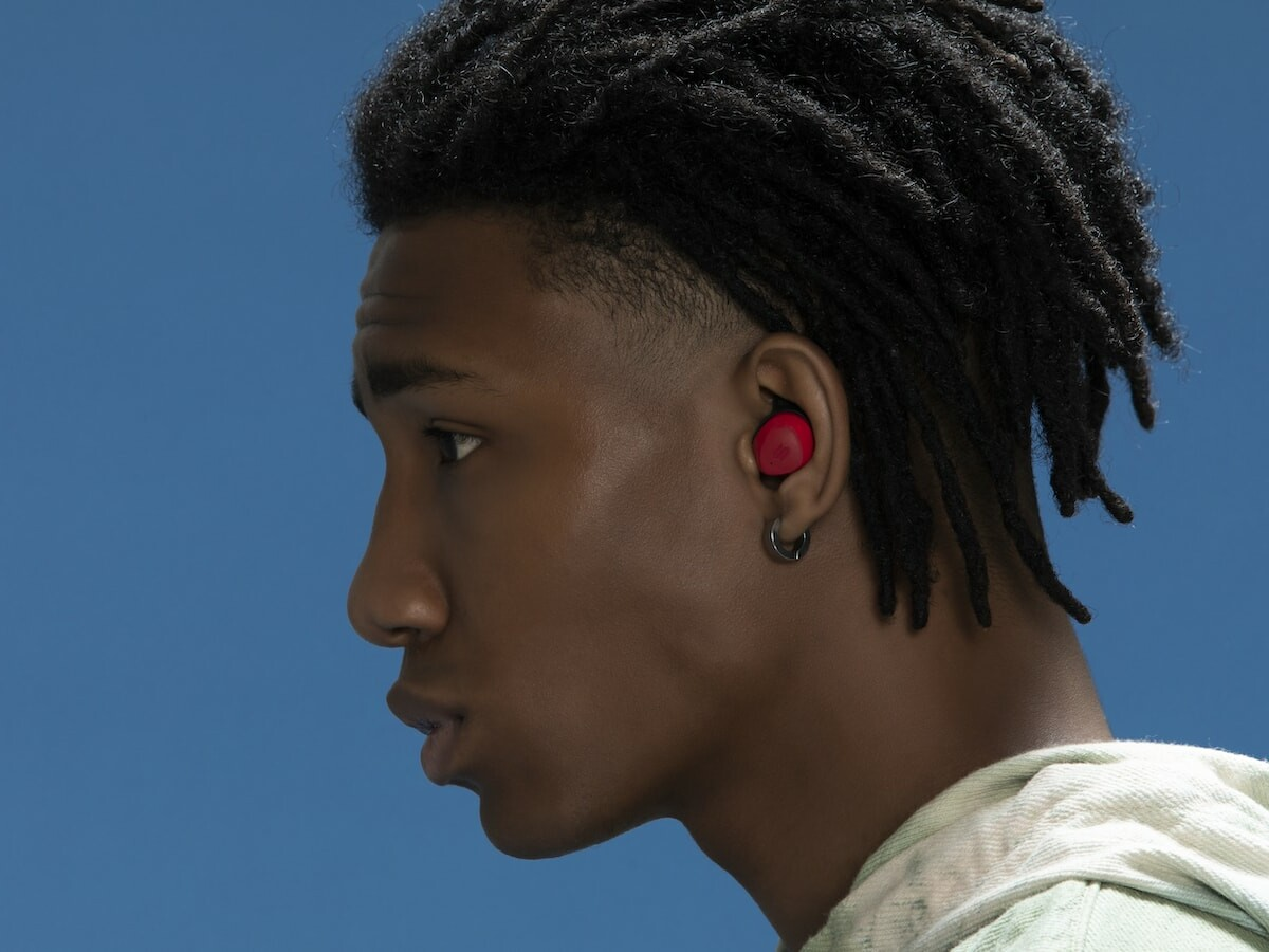 SOUL S-FIT high-definition earbuds offer up to 33 hours of Bluetooth 5.0 playtime