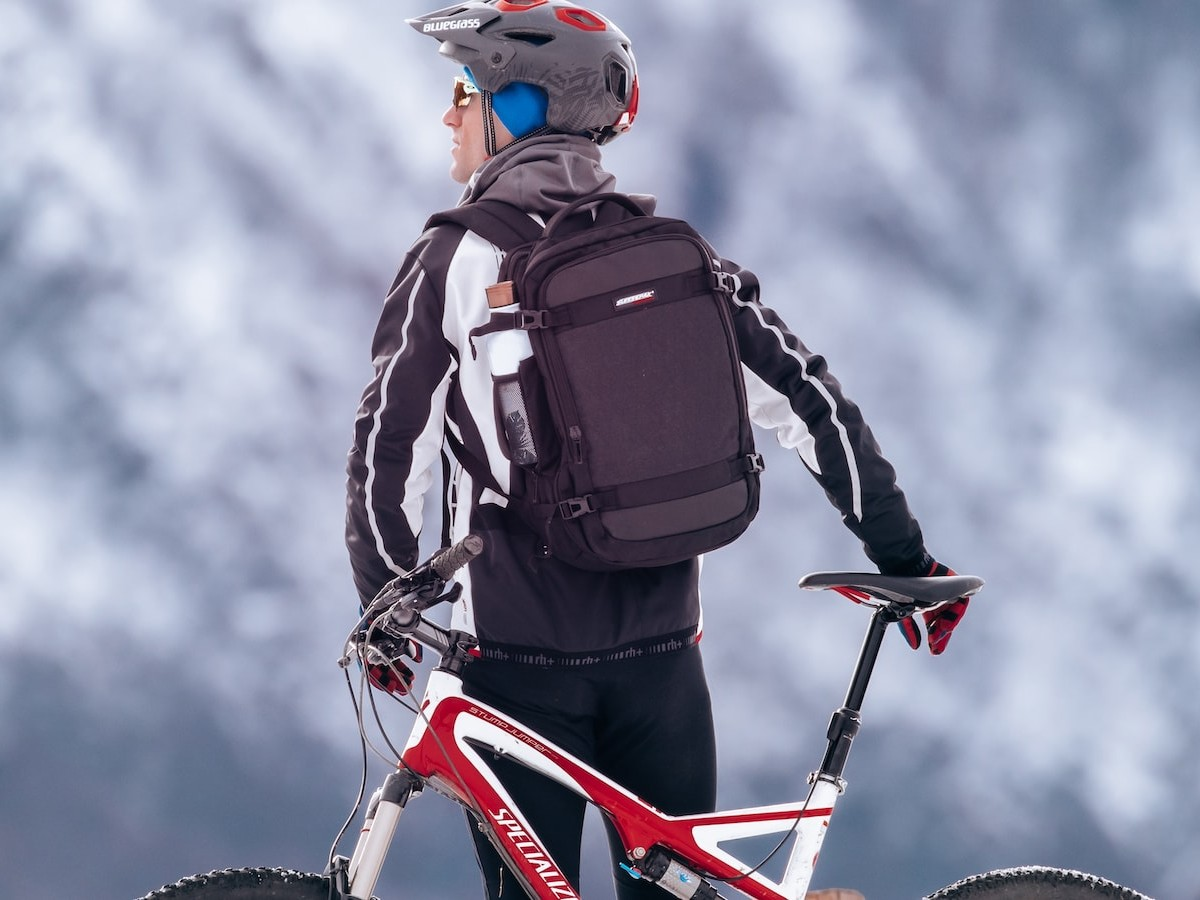 SUISSEPAK BREATHE Collection eco-sustainable backpacks are high-quality for all needs