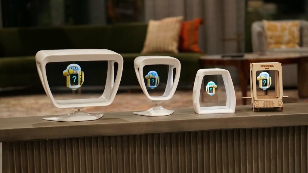 Sidekicks.ai holographic AI companions