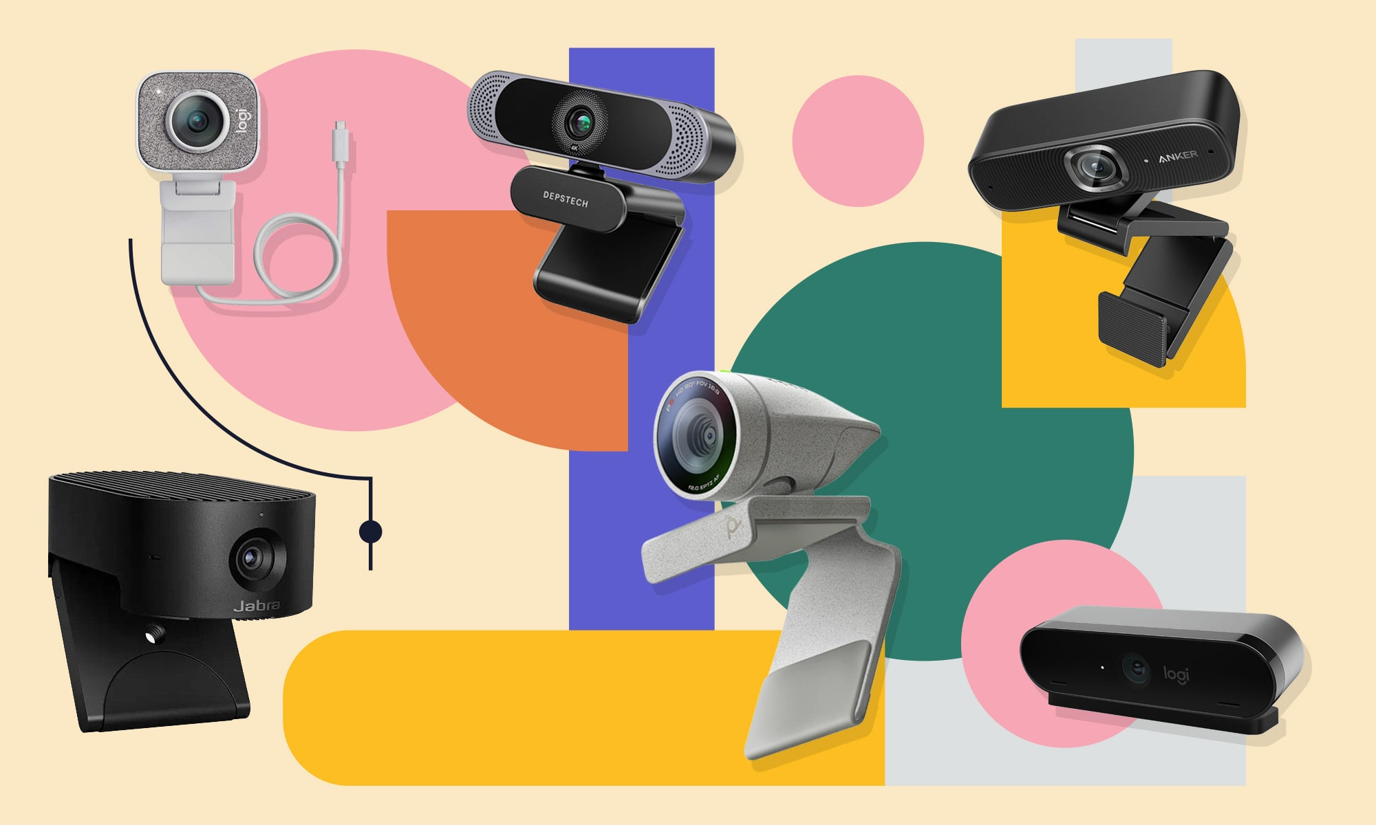 Here are the best webcams you can buy for your virtual work-from-home setup in 2021