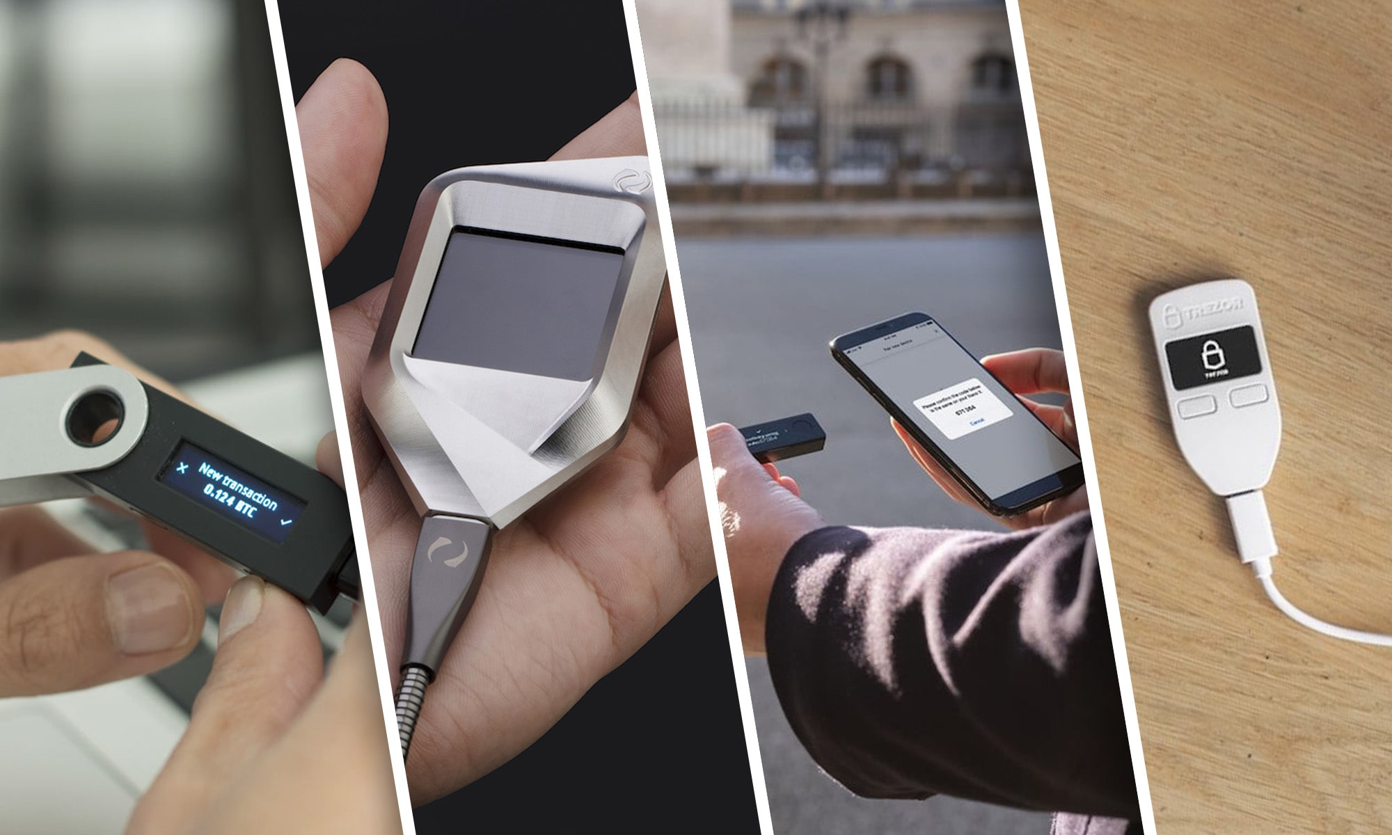 Take a look at the coolest cryptocurrency gadgets of 2021 to keep your cash secure