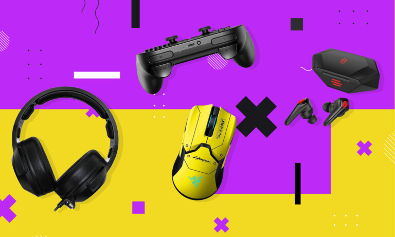The ultimate gaming gadgets guide for summer 2021: headsets, a cyberpunk mouse, and more