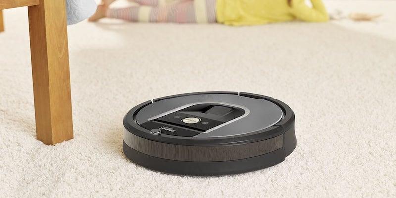 iRobot Roomba 960 Wi-Fi Connected Vacuum