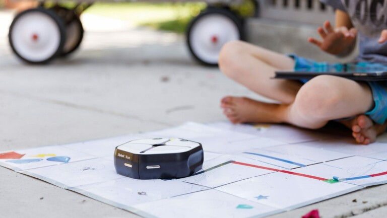 iRobot Root kids' coding robot draws, sees, and so much more for educational fun