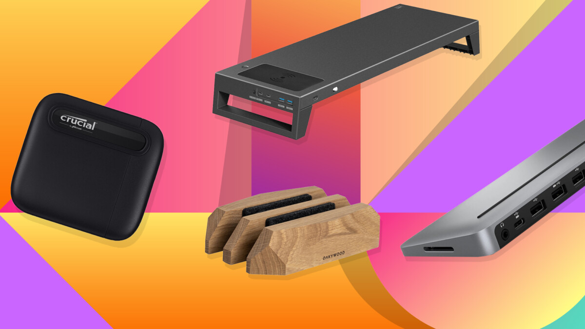 12 Most useful laptop gadgets and accessories that you need in your everyday life