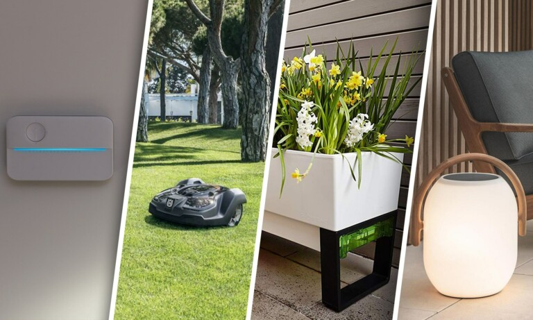 Smart garden gadgets that will make working in the backyard so much more efficient