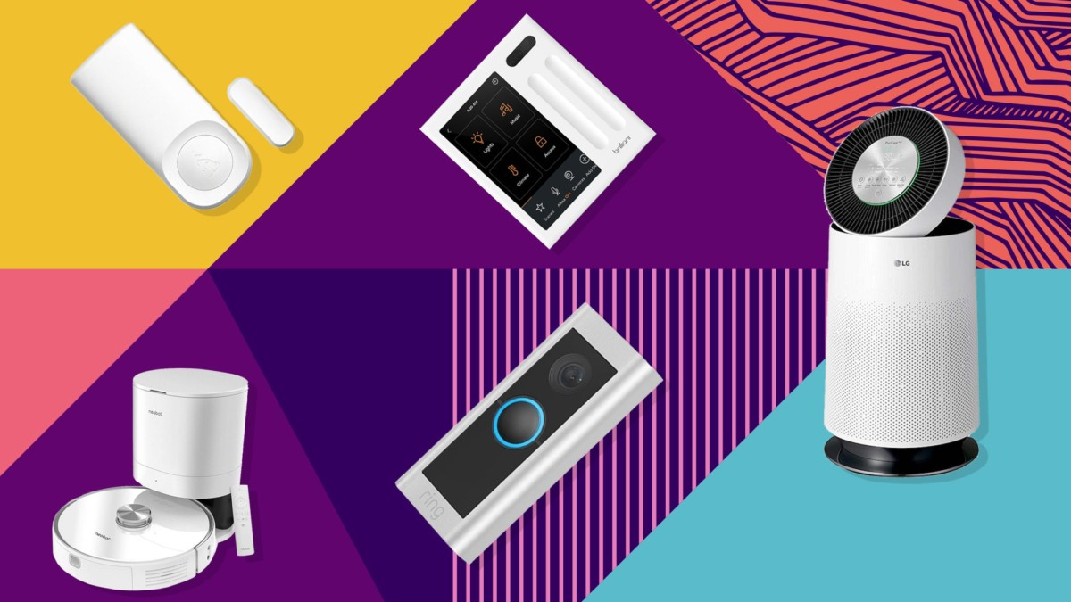 The ultimate buyer's guide for smart home and IoT gadgets to truly improve your life