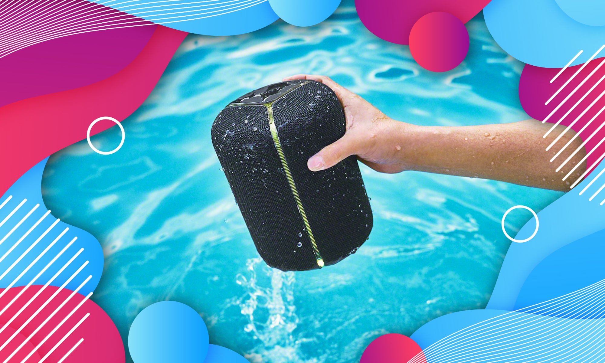 The best waterproof speakers you'll want to add to your next summer pool party setup