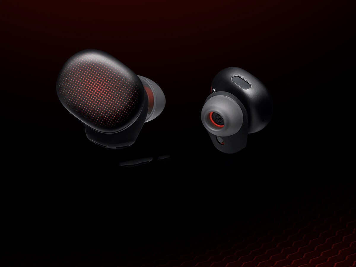 Amazfit PowerBuds fitness earbuds monitor your heart rate during use for safer workouts