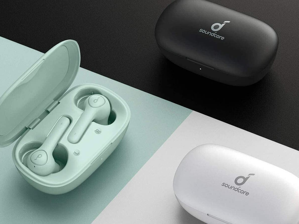 Anker Soundcore Life P2 wireless earbuds have 4 microphones and cVc 8.0 noise reduction thumbnail