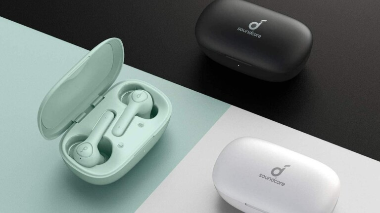 Anker Soundcore Life P2 wireless earbuds have 4 microphones and cVc 8.0 noise reduction