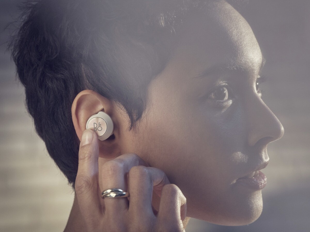 Bang & Olufsen Beoplay EQ ANC wireless earphones block out noise and give you clear calls
