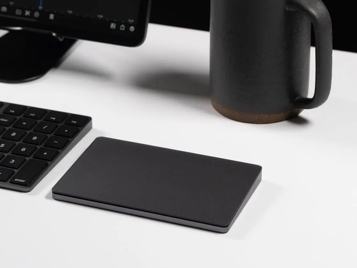 """Brydge iTrack desktop trackpad for iPadOS gives you a massive 5.5"""" x 3.3"""" touch area"""