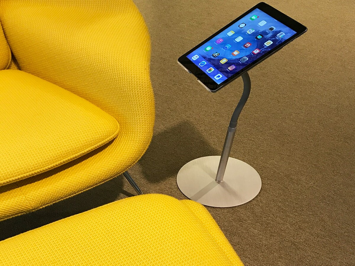 FLEXTAND Tablet Stands elevate your mobile devices and make you more comfortable