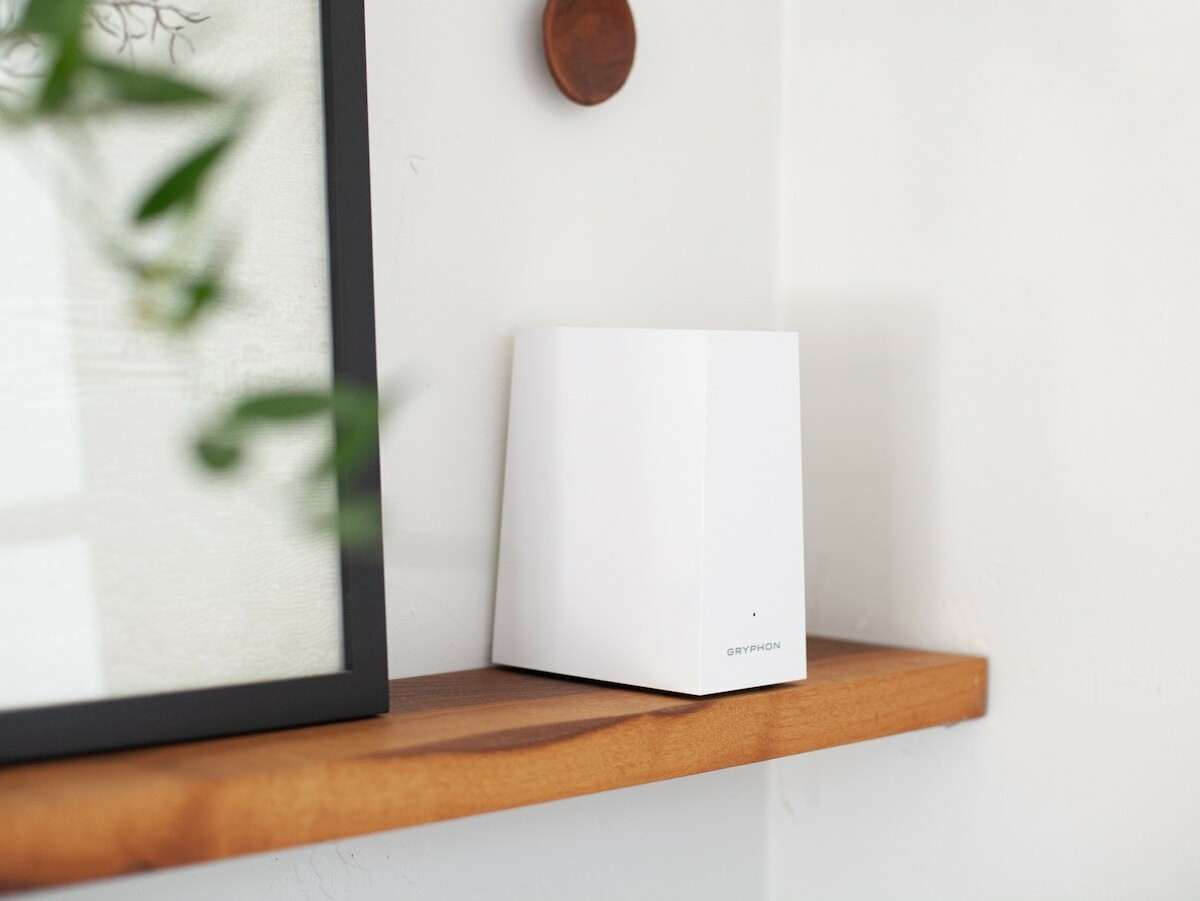 Gryphon AX parental control and security mesh Wi-Fi 6 router is safe and reliable