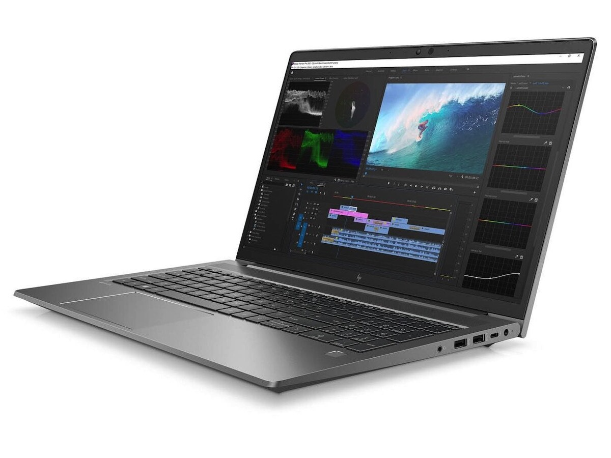 HP ZBook Power G8 Mobile Workstation includes NVIDIA graphics & 512 GB SSD storage