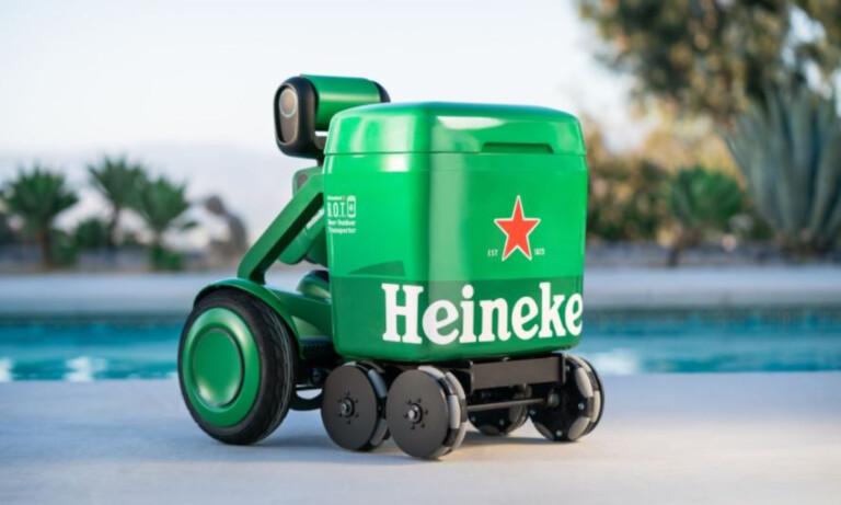 Review: Heineken B.O.T. robotic cooler beats summer heat