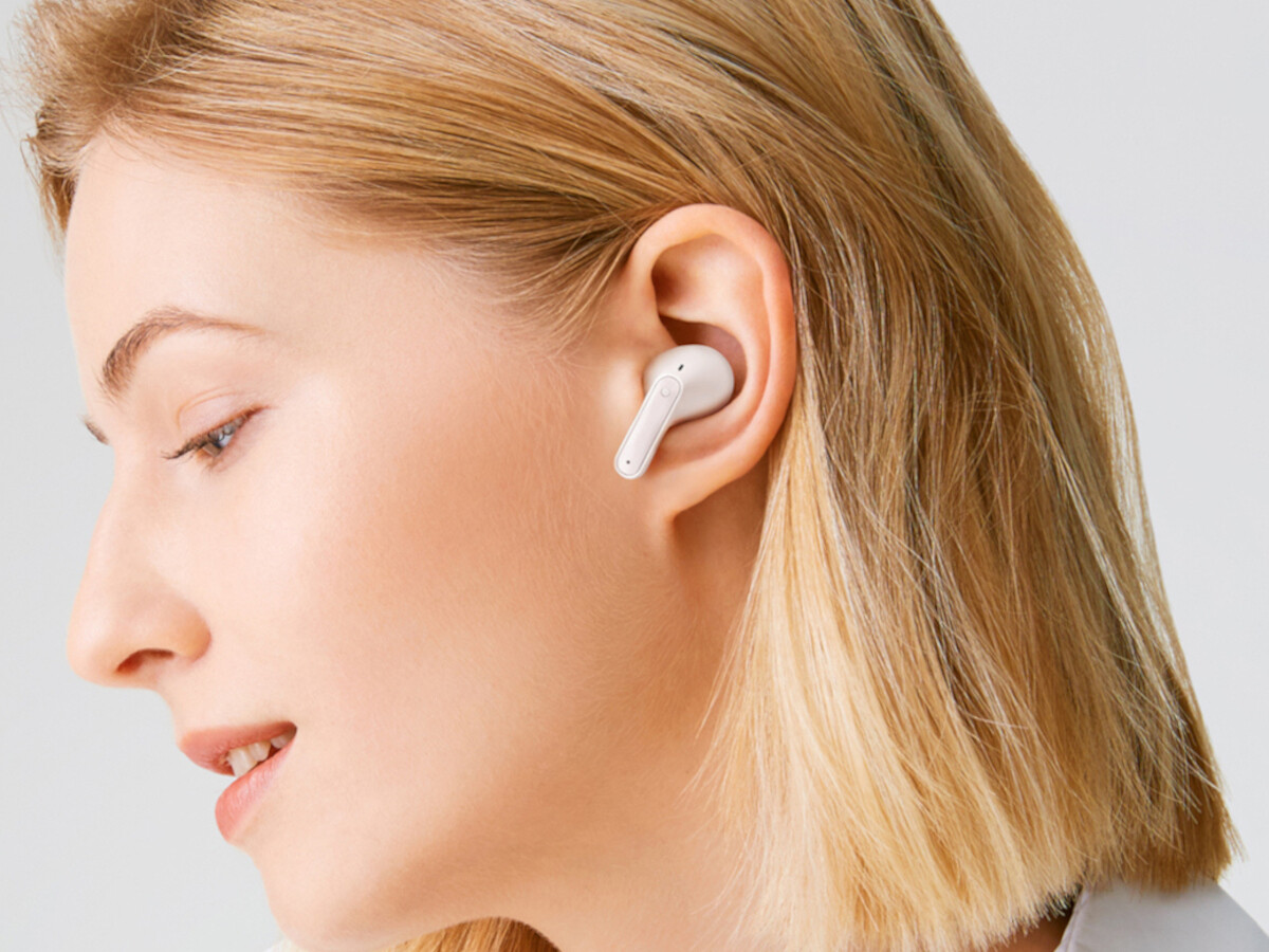 LG TONE Free FP series earbuds feature a shorter earbud stem for a more secure fit