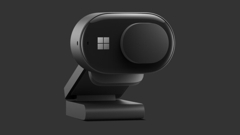 Microsoft Modern Webcam helps you look your best for Microsoft Teams conferences