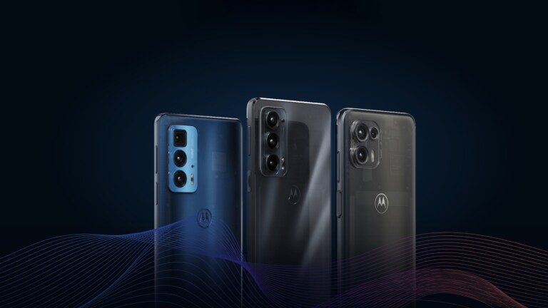 Motorola edge 20 5G smartphone series has 108MP main cameras and high refresh rates