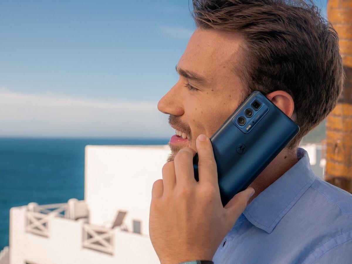 motorola edge 20 5G smartphone series has 108 MP main cameras and high refresh rates