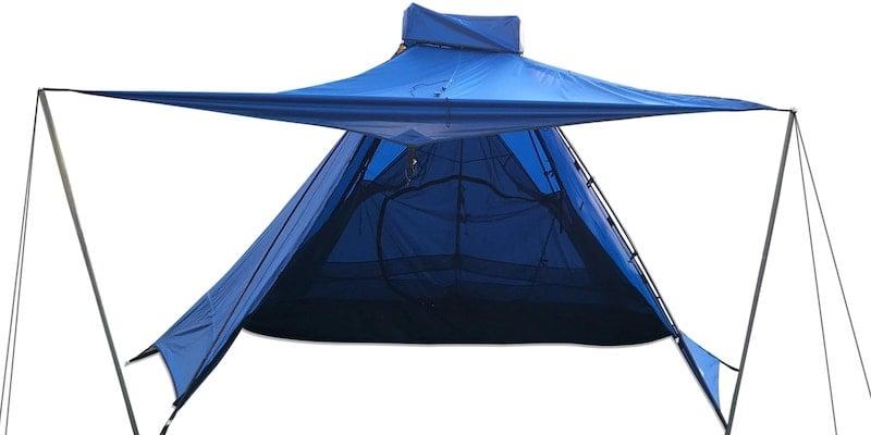Outdoor Innovations The Pathfinder versatile tent