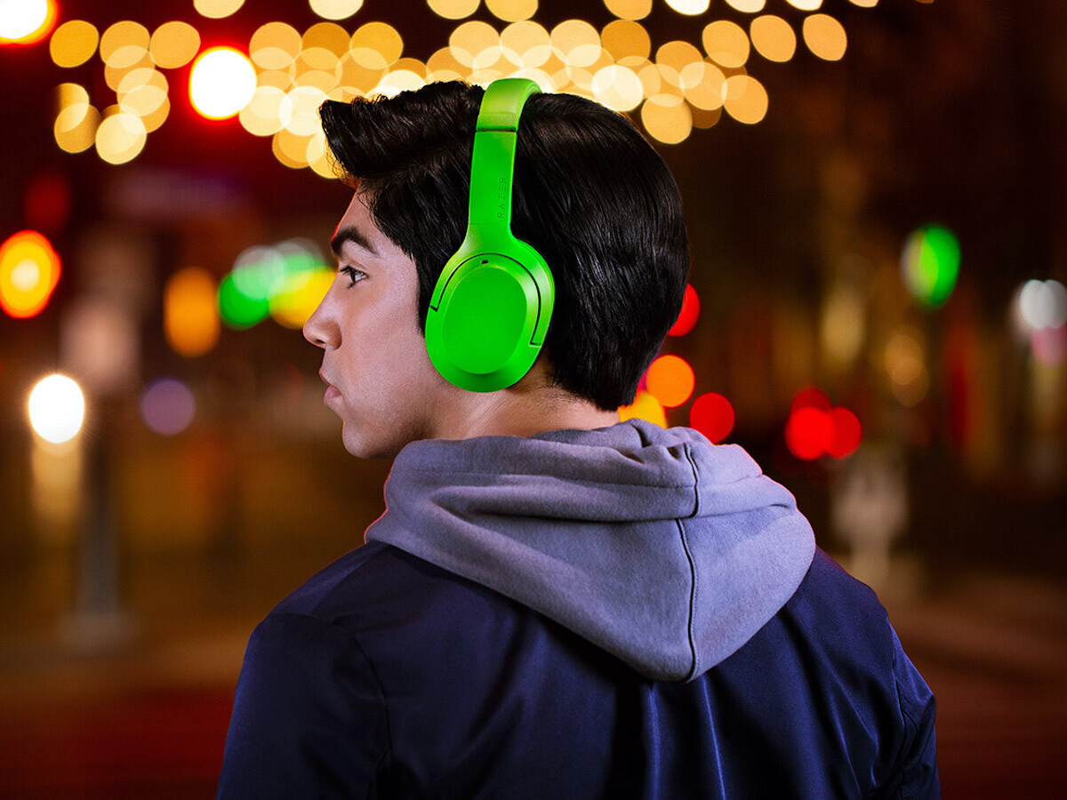 Razer Opus X wireless headset cancels out the competition with ANC and Gaming Mode