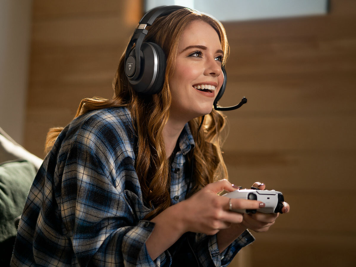 Turtle Beach Recon 500 Headset features 60 mm Eclipse Dual Drivers for realistic sound