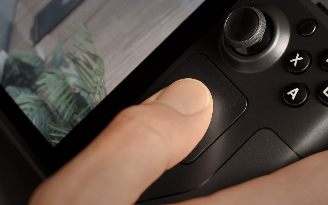 Valve Steam Deck has powerful onboard tech, a 7-inch screen, and runs AAA Steam games