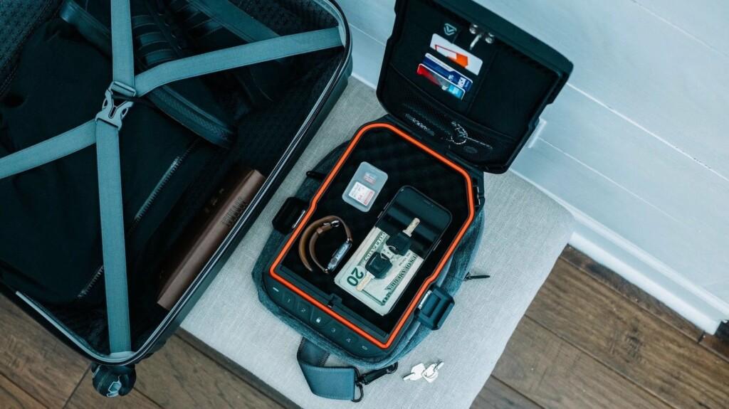 Vaultek Safe LifePod weather-resistant lockable storage