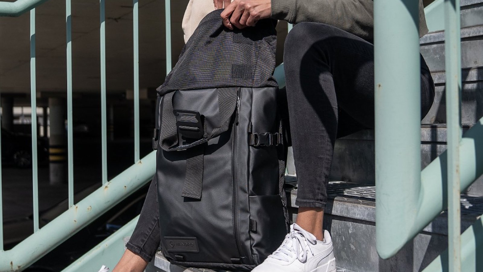 WANDRD ALL-NEW PRVKE camera backpack collection provides quick side camera access