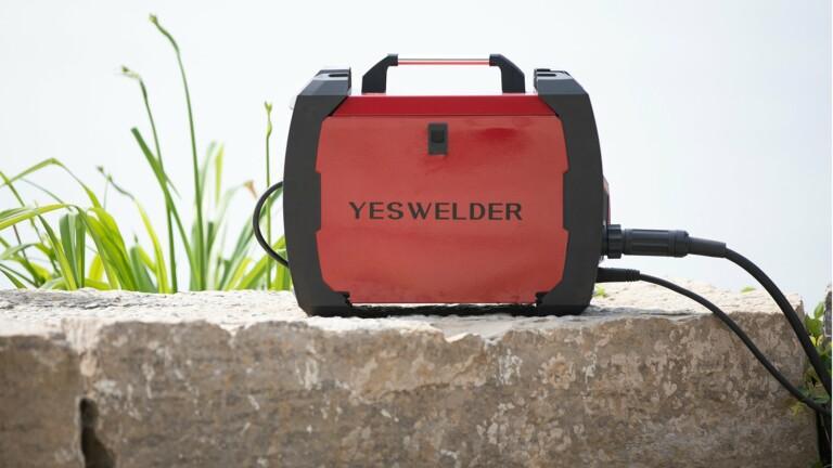 YesWelder FIRSTESS MP200 5-in-1 welder & cutter includes 4 welding processes & plasma cut