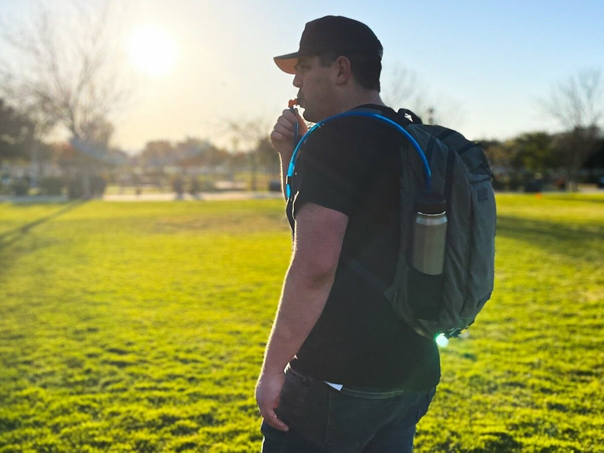 aqueduct on-the-go hydration system upgrades your bottle's lid for convenient drinking