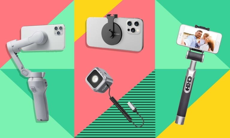 The best iPhone photography gadgets to help you get those amazing Insta-worthy shots