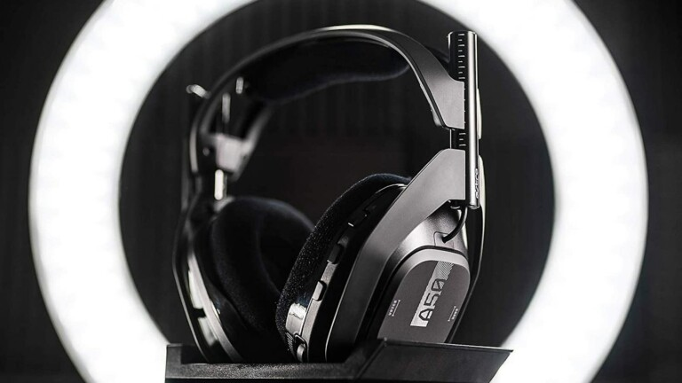 ASTRO A50 Headset + Base Station is tuned with both ASTRO Audio V2 and Dolby Audio