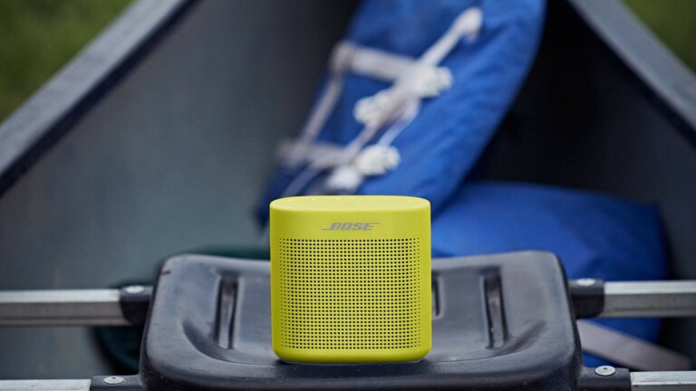 Bose SoundLink Color Bluetooth speaker II comes in an array of super fun, vibrant colors