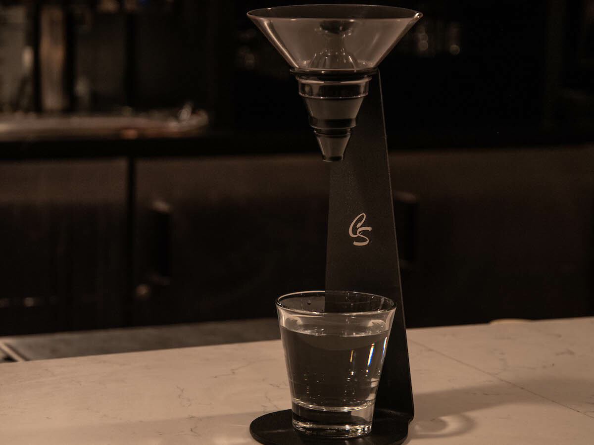 Classy Spirits alcohol filtration system improves the quality and smoothness of alcohols