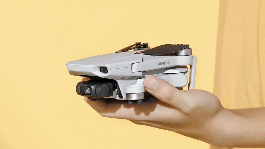 DJI Mini SE compact camera drone