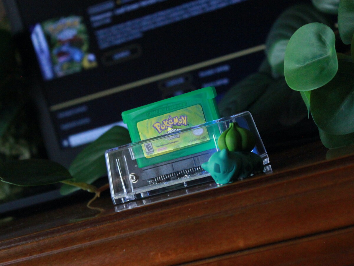 Epilogue GB Operator cartridge adapter lets you play Game Boy cartridges on your computer