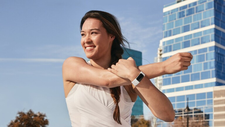 Fitbit Charge 5 advanced health tracker offers an ECG app, an EDA Scan app, and more