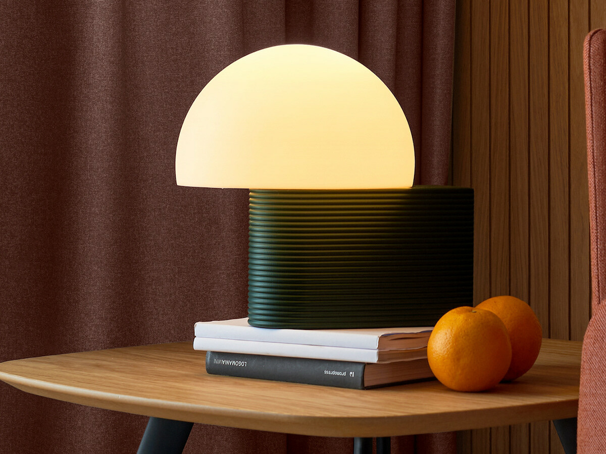 Gantri Arintzea Lighting Collection by Muka Design Lab consists of wall and table lights