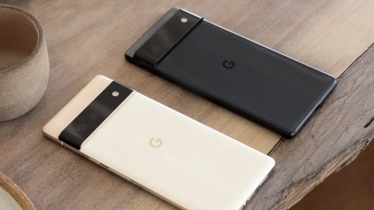 Google Pixel 6 and Pixel 6 Pro 5G smartphones have an AI-inspired custom-built Tensor SoC