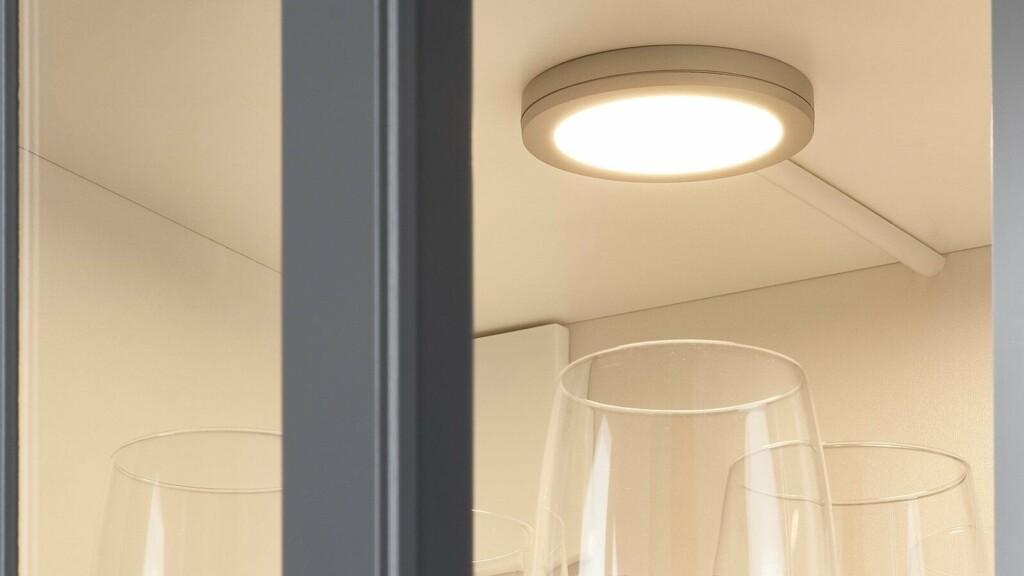 IKEA MITTLED LED spotlight