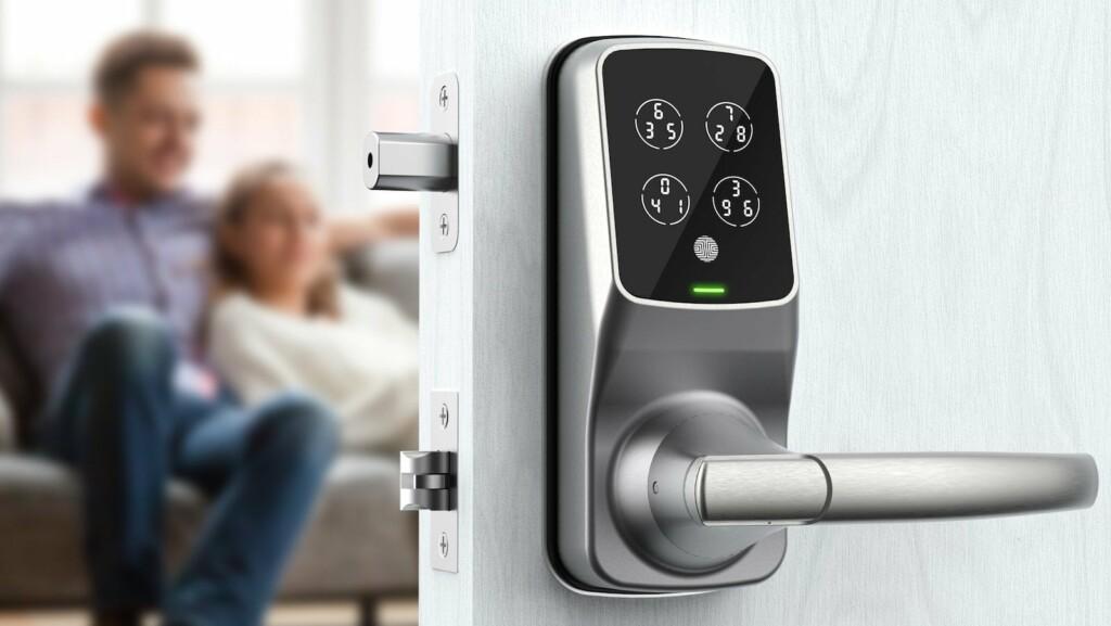 LOCKLY Duo smart lock