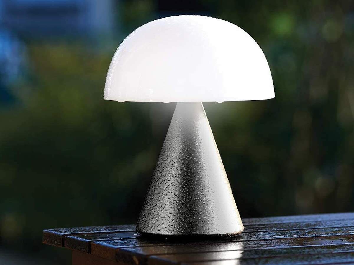 Lexon Mina L large portable LED lamp has a stunning size and 9 exciting LED colors thumbnail